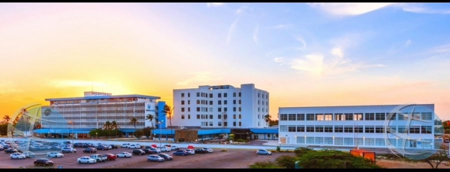 Dos pashent cu coronavirus na Aruba ta hospitalisa