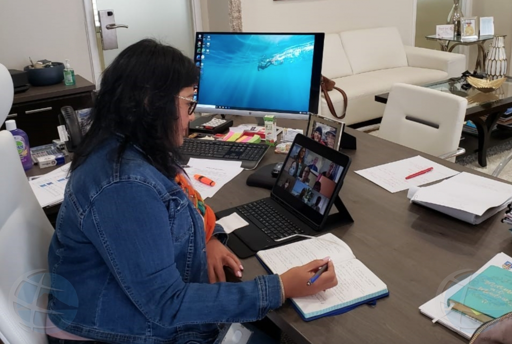 Maduro: Kier forma comision cu gremionan commercial pa yuda crisis coronavirus