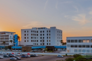 Cantidad di pashent hospitalisa cu coronavirus na Aruba a bira 9