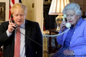 Aunke hospitalisa pa coronavirus, prome minister Britanico ta keda na poder