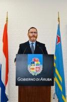 Minister Glenbert Croes: E crisis aki tin nos humanidad na prueba
