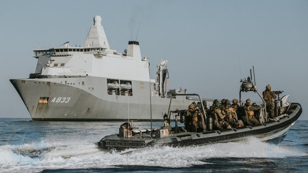 Bapor di marina Hulandes na caminda pa Caribe pa ayudo cu COVID 19
