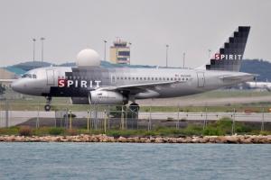 Otro siman Spirit Airlines ta saca Mericanonan pega na Aruba den buelo humanitario
