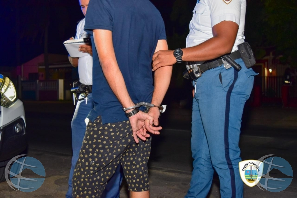 Cantidad di detencionan durante TDQ ta sigui preocupante