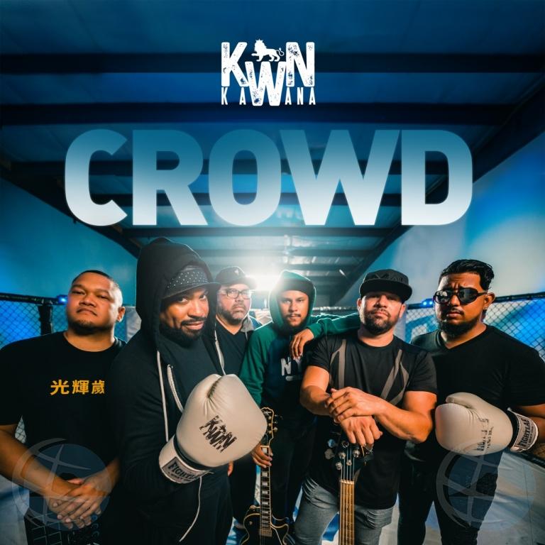 'Kawana' ta lansa nan ultimo senciyo  titular 'The Crowd'