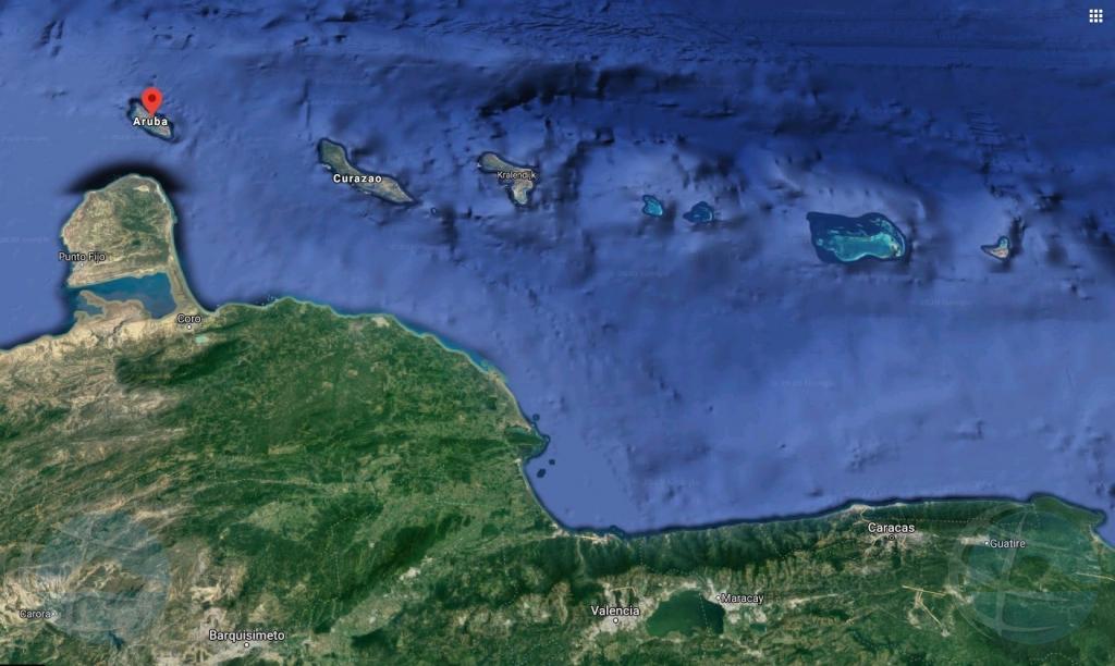 Venezuela a alerta Hulanda contra uso di Aruba pa apoyo pa gruponan paramilitar