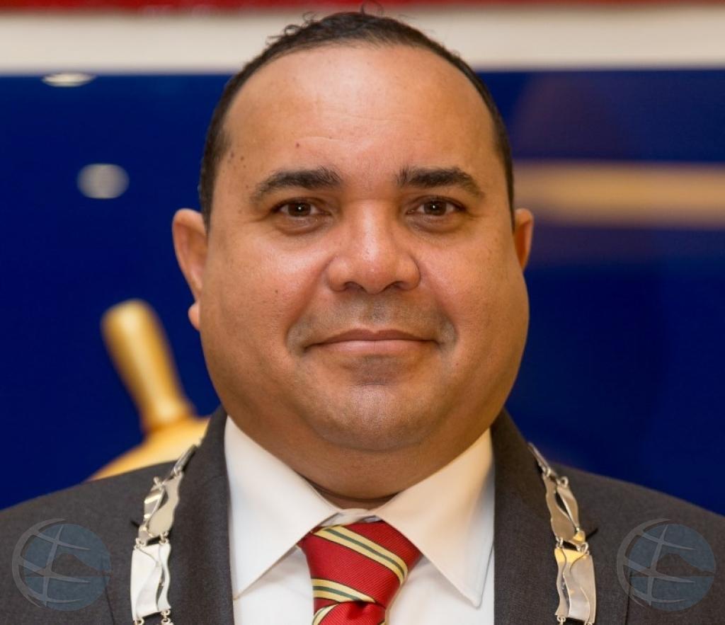 Edison Rijna ta keda gezaghebber di Bonaire pa 6 aña mas