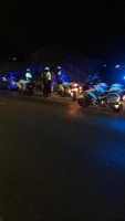 Polis a parti 18 multa pa velocidad halto diasabra anochi