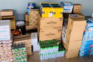 Kiwanis Club of Aruba a prepara y  parti paketenan di cuminda