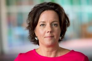 Tamara van Ark ta bira minister Hulandes di Cuido Medico y Deporte