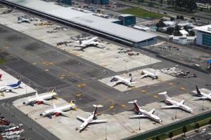 Colombia ta habri frontera aereo te September proximo