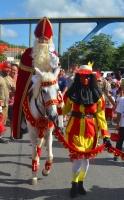 Sinterklaas posiblemente lo no bin Corsou e aña aki