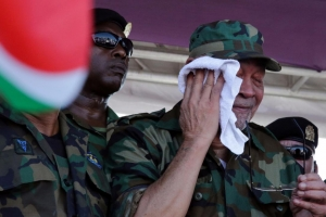 E ta oficial. Partido di presidente Desi Bouterse a perde eleccion na Surnam