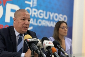 Partido POR ta exigi retiro di su mesun minister Lopez Tromp