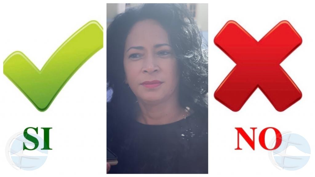 Encuesta: Marisol Lopez tin cu retira como minister of no?