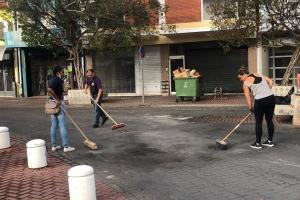 DOW y ciudadanonan concerni a haci Punda limpi bek
