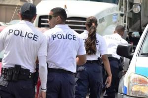 Polisnan di Aruba y Bonaire a yega Corsou pa duna ayudo