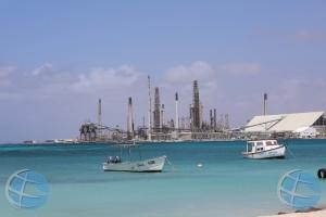 Compania di Mexico cla pa tuma refineria di Aruba over