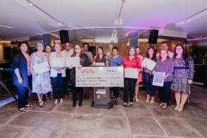 Rotary Club Aruba ta hasi un total di AWG 264.000,- na donacion