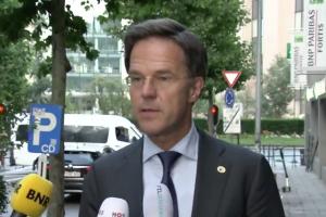 Premier Rutte y minister Bijleveld di defensa conmovi cu tragedia di helicopter na Aruba