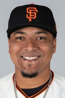 San Francisco Giants a laga Chatwick Tromp for di ekipo debi na lesion
