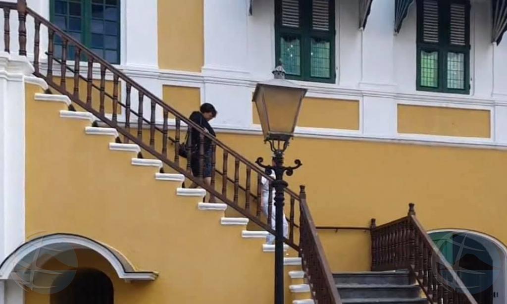 Suzy Camelia Römer na Corsou a entrega su retiro como minister na Gobernador
