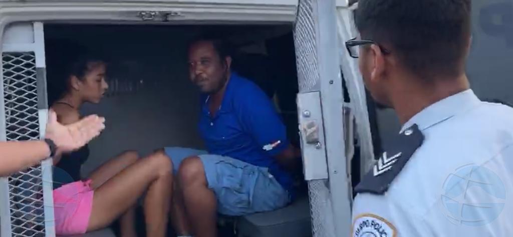 KPA: A detene Richi Danies pasobra e no a sigui orden di polis