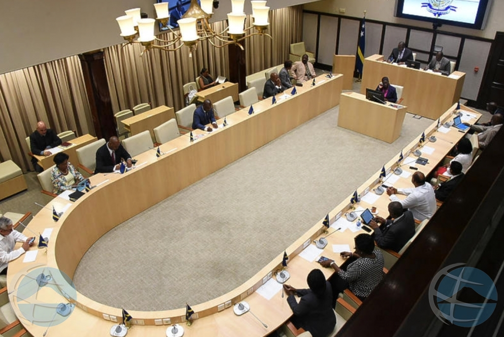 Parlamento di Corsou tin chens pa haya aanwijzing