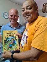 Secretario di estado Raymond Knops a pasa vakantie na Bonaire