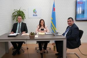 RDA: A resulta cu tin hopi interes pa opera refineria di Aruba