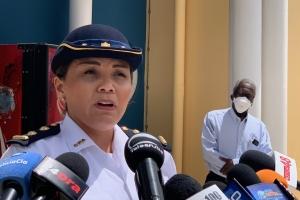 Tjon-Kock: Dos agente policial a test positivo pa COVID-19