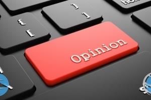 Opinion:  Reino: Balansa entre curason y huicio