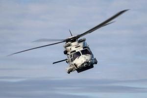 A localisa e helicopter militar Hulandes cu a crash dilanti costa di Aruba