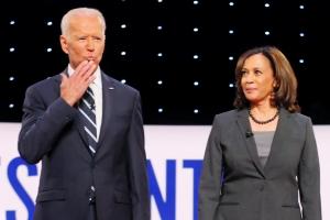 Joe Biden a scohe Kamala Harris pa ta su vice presidente
