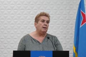 Hernandez: Scolnan ta habri e siman di 20 di augustus na Aruba