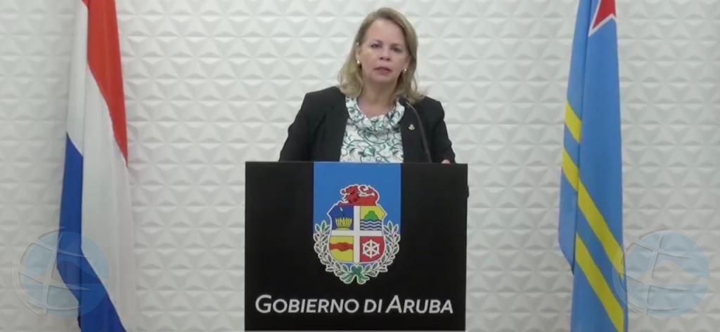 Wever: Aruba su rosea financiero ta wanta te September awor