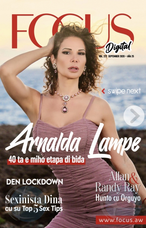 Revista Focus a lansa su version digital!  E prome den su concepto na Aruba