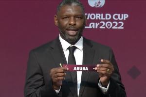 Aruba ta den grupo B di preclasificacion Concacaf pa Qatar 2022 di Futbol