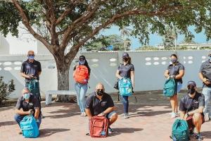 Kiwanis cu proyecto di 'Back to School' pa 80 mucha
