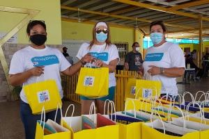 Cruz Cora: Proyecto Bek pa Skol cu Style y Animo a tuma lugar den weekend
