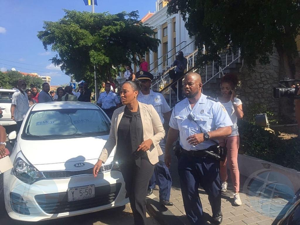 Ex minister di Corsou a haya mas castigo di prison den apelacion