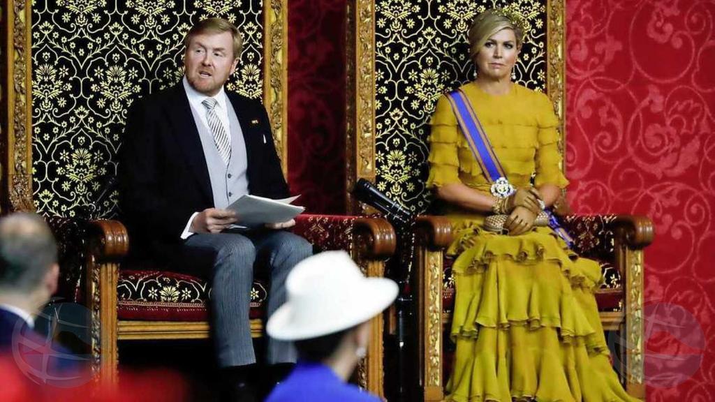 Rey Willem Alexander a toca ayudo financiero pa nos islanan durante troonrede