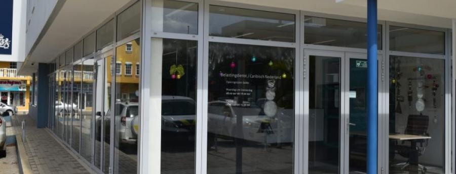 Oficina di impuesto na Bonaire a cera pa motibo di COVID19