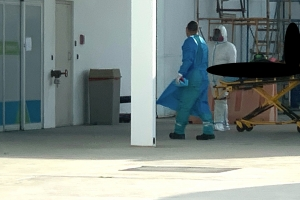 Hospitalisacion pa COVID19 a bira cos di tur dia na Aruba