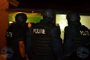 Durante entrada hudicial polis a detene 21 persona ilegal