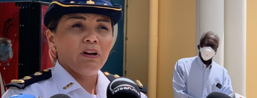 Vanessa Kock nombra como Alto Comisario di Polis