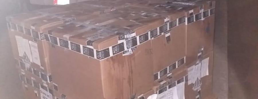 DVG: Cargamento nobo di PCR test a yega Aruba