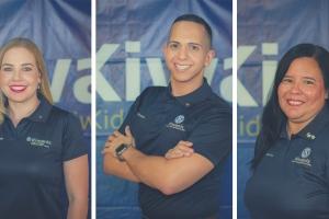 Kiwanis Club of Young Professionals Aruba' (KYPA) a presenta su directiva nobo