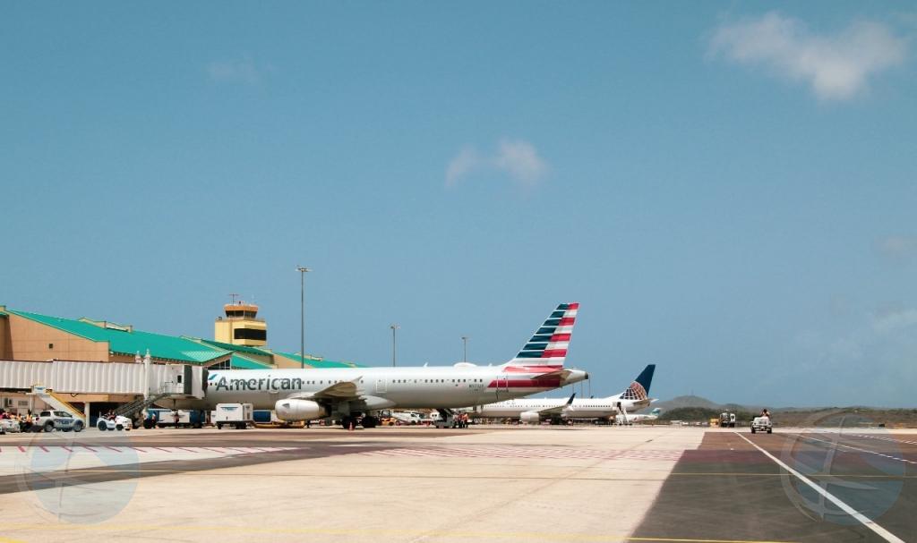Aeropuerto di Aruba ta premira un recuperacion di 90% te na 2025