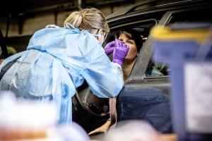 Hulanda a registra casi 8 mil caso positivo di COVID19 diabierna